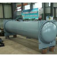 Evaporator, condenser